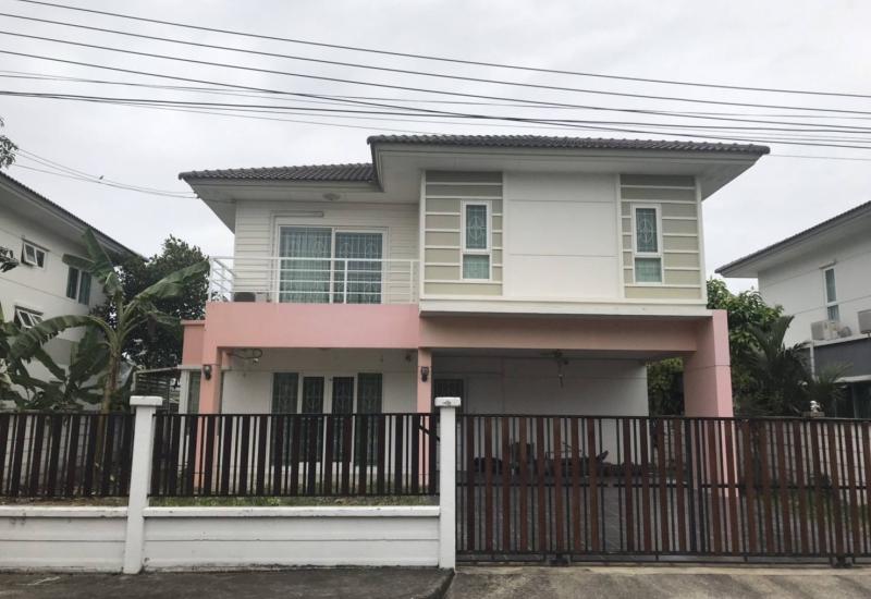บ้านเดี่ยวมือสอง